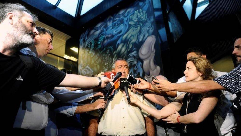 Los rivales de Hugo Moyano se reunieron para avanzar en el futuro armado de la CGT