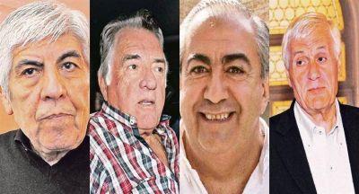 Grandes gremios ya diseñan nueva CGT sin Moyano ni Barrionuevo