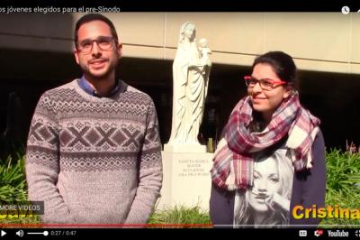 Sínodo 2018: Dos jóvenes españoles participarán en el pre-Sínodo con el Papa