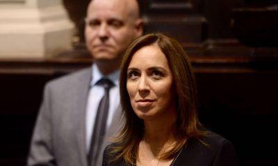 Con tono épico y fuertes críticas a los docentes, Vidal abrió el año legislativo