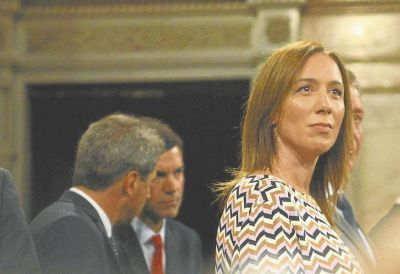 Vidal ahora apunta a las cajas sindicales docentes