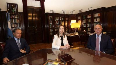 María Eugenia Vidal retira su demanda de la Corte y se cierra la pelea por el Fondo del Conurbano