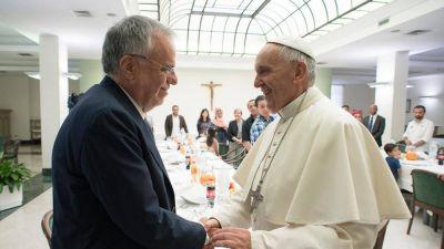 El Papa irá a Trastevere por los 50 años de Sant'Egidio el 11 de marzo