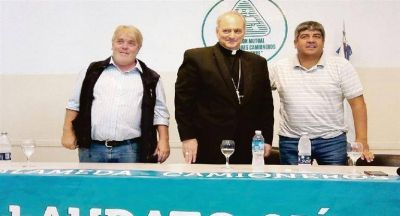 """El plan del Vaticano y Moyano para """"laudatizar"""" la Argentina"""