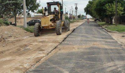 Balcarce: avanzan obras en Pueblo Nuevo e Integración