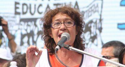 """Alesso le exigió al Gobierno que """"esté más atento"""" al reclamo docente"""