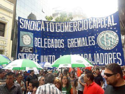 Mercantiles movilizaron contra cierre de Easy y Jumbo en Palermo