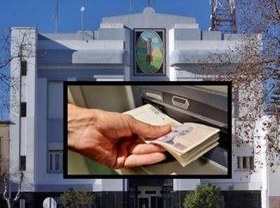 Municipalidad: este viernes 9 de marzo se depositarían los salarios de febrero