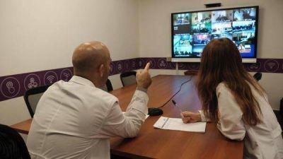 Un programa de telemedicina del Hospital Garrahan conecta a más de 162 hospitales con pacientes de todo el país