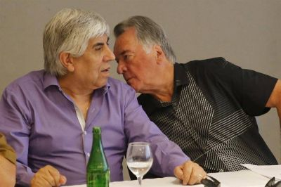Sin Moyano y Barrionuevo, se construye la nueva CGT