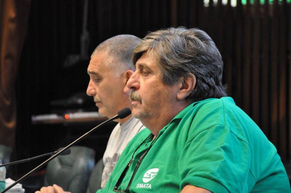"""Pignanelli: """"La CGT tiene que buscar nuevas formas de hacerse escuchar"""""""