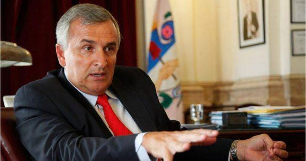 Morales impulsa sanciones contra los gremios docentes que pararon lunes y martes
