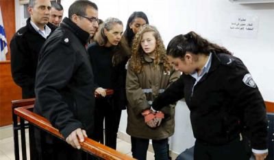 Menores palestinos: de 5 a 20 años en la cárcel por tirar piedras