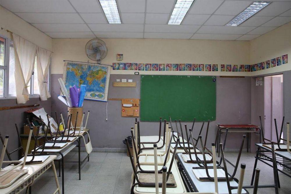 Los docentes porteños volvieron a rechazar la oferta salarial del 12%