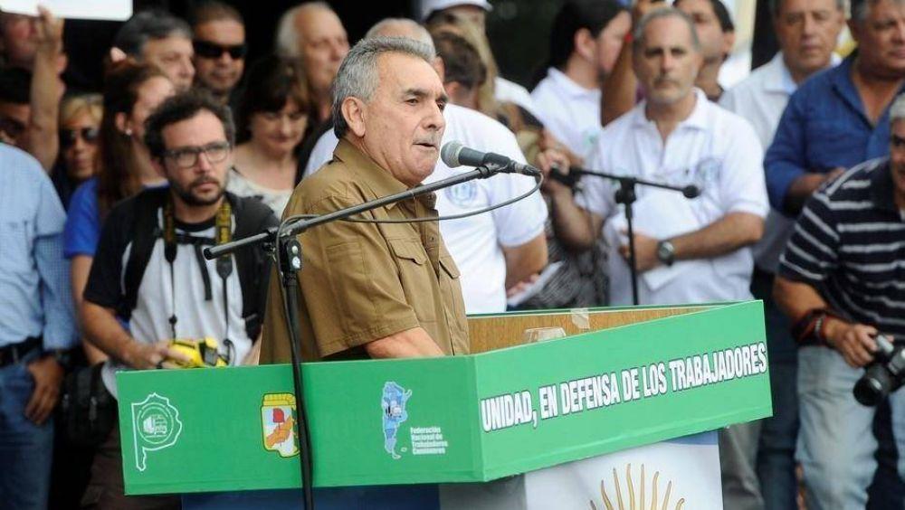 Hugo Moyano queda más aislado: se distancia Juan Carlos Schmid, su fiel aliado desde los 90