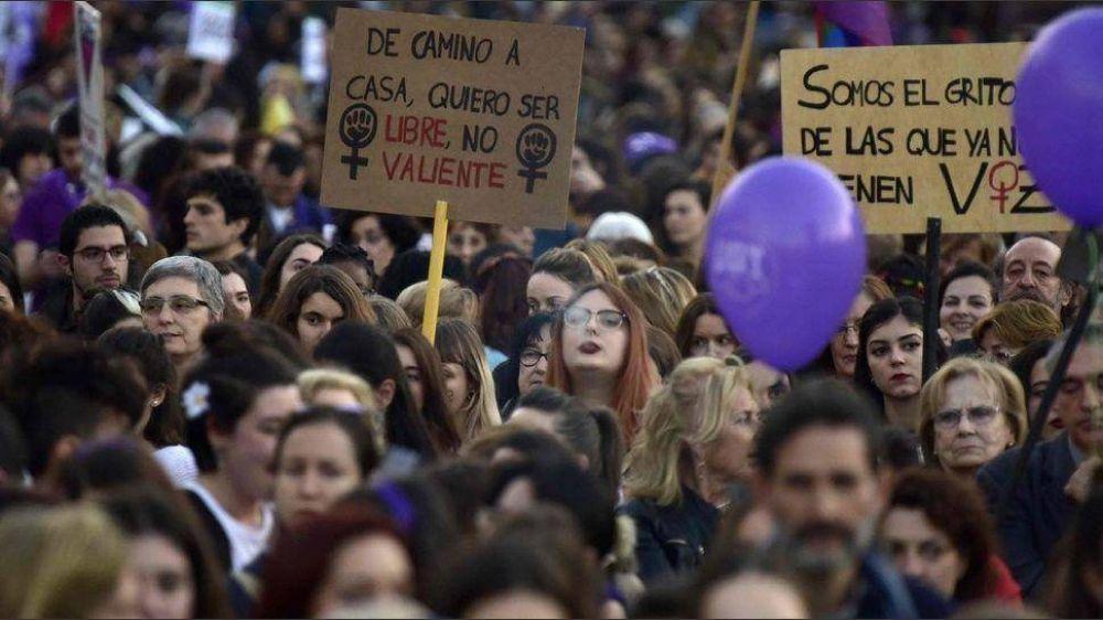 Paro y movilizaciones por el Día Internacional de la Mujer