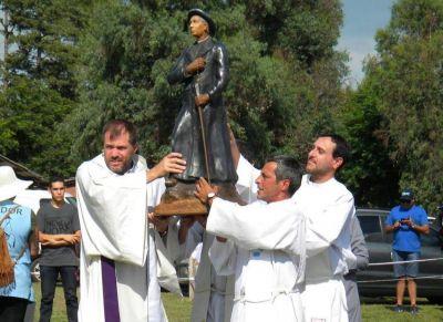 Novena preparatoria para la fiesta del Santo Cura Brochero