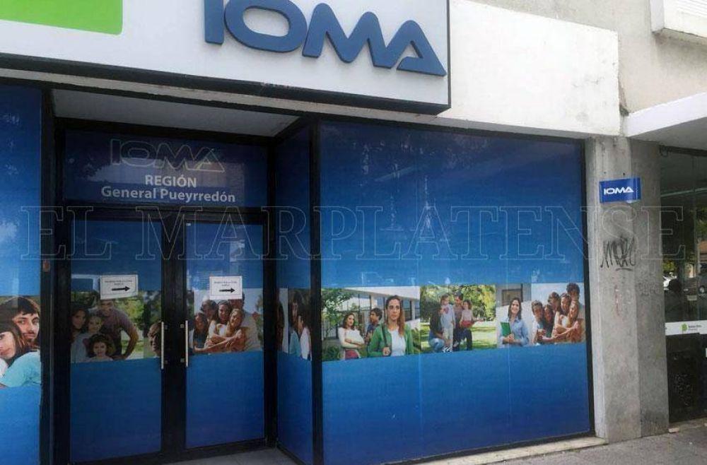 Renunció el director de IOMA en Mar del Plata