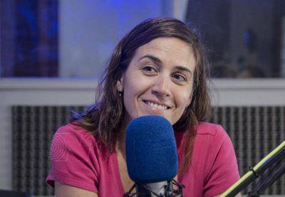"""Jimena López: """"Que digan que van a salir a matar bebes es una barbaridad"""""""