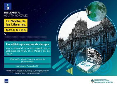 AySA: descubrí la propuesta del Palacio de las Aguas