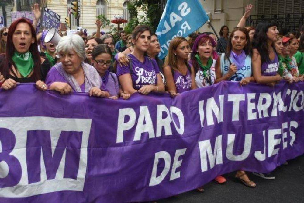 La CGT adhirió al paro internacional de mujeres y llamó a los sindicatos a movilizar