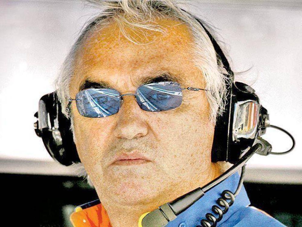 Briatore prepara su demanda contra la FIA