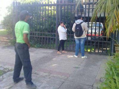 Basura en la vía pública: el municipio realizó un nuevo operativo de control