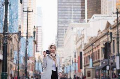 Glory Ali, la musulmana que anima a los musulmanes a viajar más