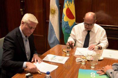 Predio: el municipio firmó un convenio con Ceamse y estiró una semana la prórroga con Tecsan