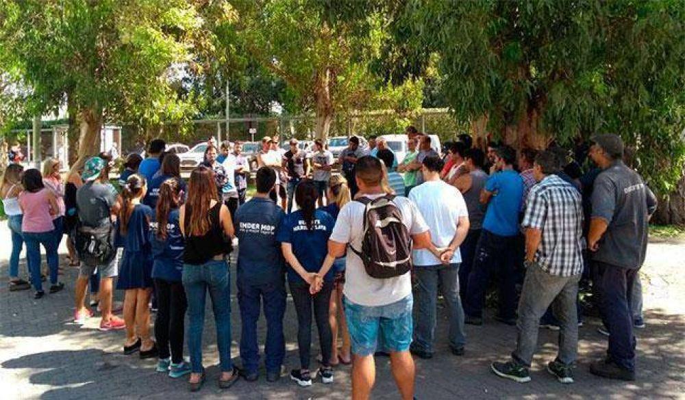 Trabajadores del Emder en conflicto por el no pago de horas extras