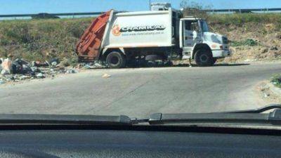 Grave: denuncian posible arrojo de desechos industriales en Berazategui