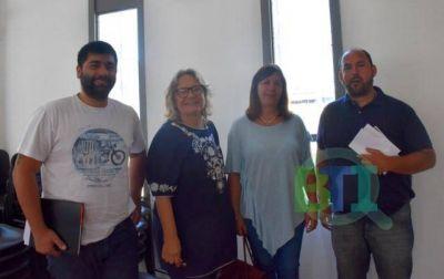 El Bloque del FpV – UC propone alternativas para arreglar el camino a Portela