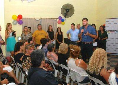 Costa encabezó un encuentro de mujeres de Cambiemos en Escobar
