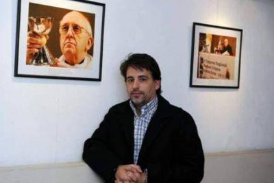 La muestra con fotos inéditas del trabajo pastoral de Jorge Bergoglio llega a Pilar