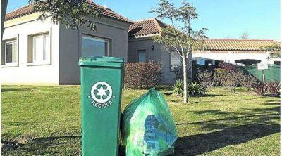 Los countries deberán separar los residuos