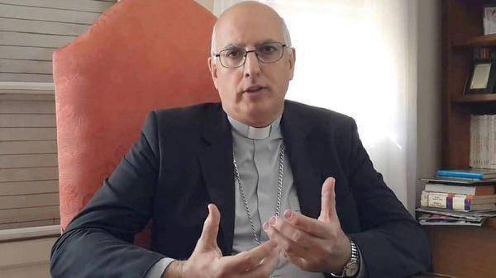 El obispo castrense puso en duda que las actas de bautismos de la ex ESMA sean de hijos de desaparecidos
