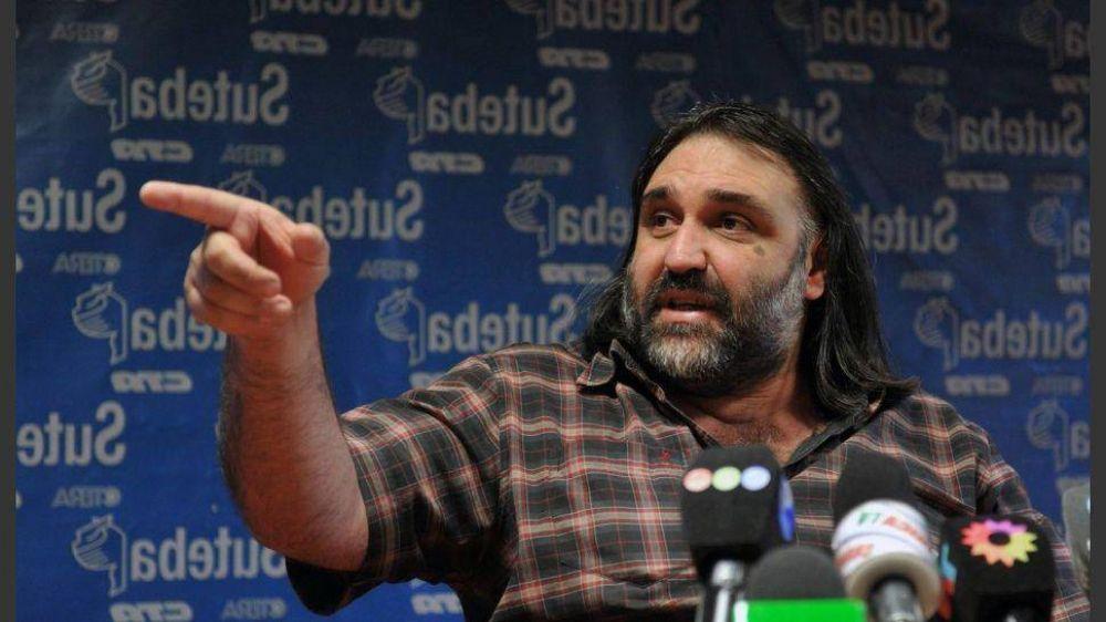 Baradel, nominado a un premio internacional por defender los derechos de los docentes