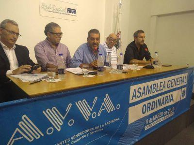 """Luis Cejas: """"Nosotros priorizamos la unidad de la CGT y del movimiento obrero"""""""
