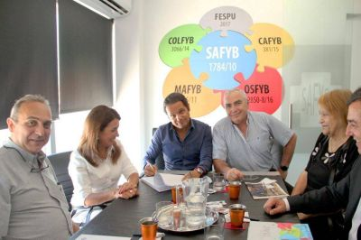 La obra social de los Farmacéuticos y Bioquímicos firmó convenio con OMINT