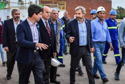 Frigerio nombró cuatro secretarías destinadas a la obra pública