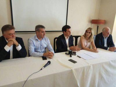 Referentes sindicales de la UOCRA y el SiTraVi se reunieron con el Secretario de Vivienda de la Nación