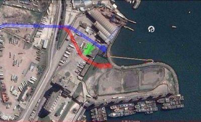 Arroyo del Barco: anuncian que la primera parte de la obra finalizará en septiembre