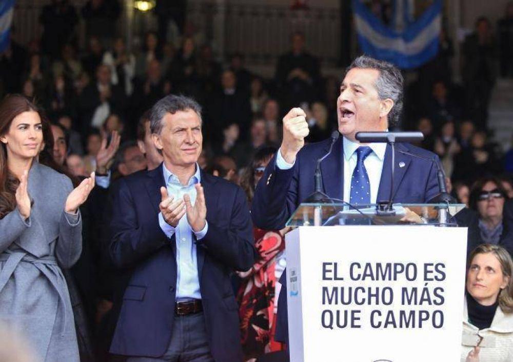 Etchevehere, Negri y Laspina: comienza en Cambiemos la danza de nombres para disputarle al PJ provincias clave