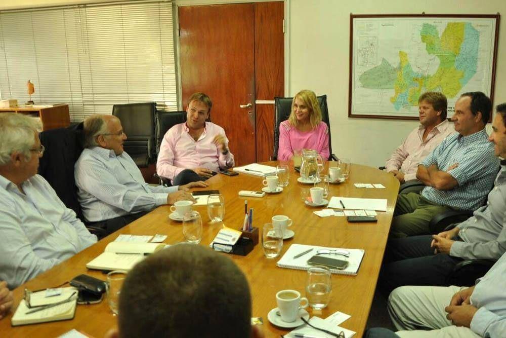 Avanza la creación del Centro de Transferencia Multimodal de Cargas