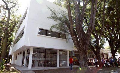 En Ingeniería comenzaron las clases con la biblioteca renovada tras una obra gigante