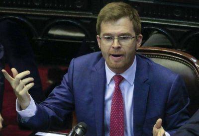 Massot volvió a insistir con que el sucesor de Cambiemos sería el PJ