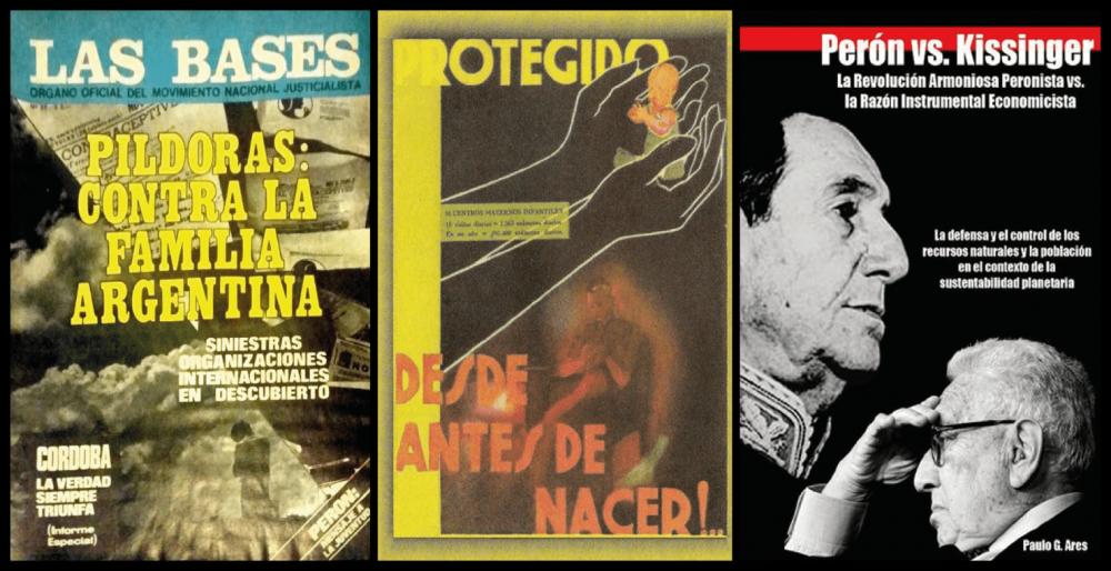 Perón, Kissinger, movimiento obrero y el control de la natalidad