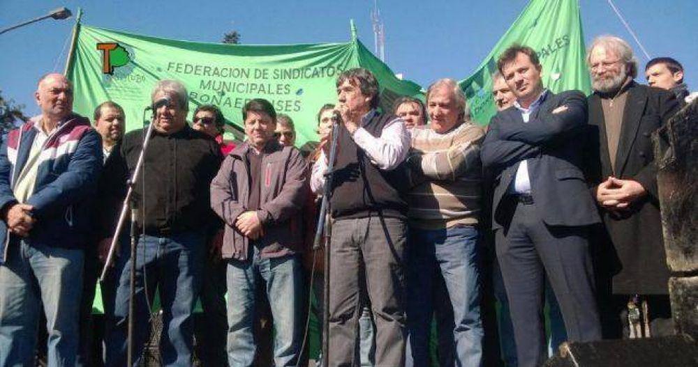 Los municipales rechazan el tope oficial del 15%