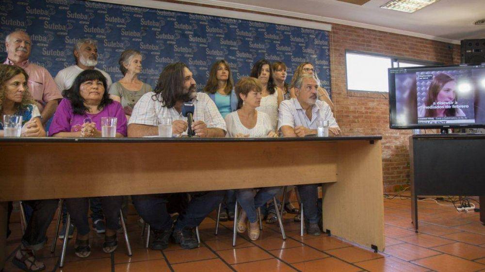 Docentes bonaerenses podrían anunciar medidas de fuerza ante la falta de acuerdo en paritarias