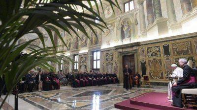 El Papa: Busquen los medios compatibles con el bien de todos